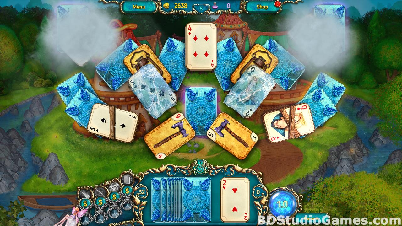 Dreamland Solitaire: Dark Prophecy Collector's Edition Free Download Screenshots 18