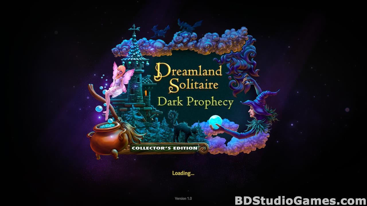 Dreamland Solitaire: Dark Prophecy Collector's Edition Free Download Screenshots 02