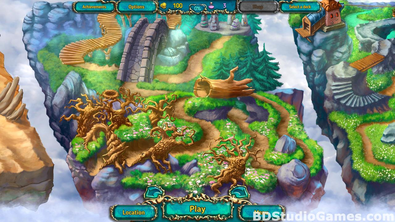 Dreamland Solitaire: Dark Prophecy Collector's Edition Free Download Screenshots 05