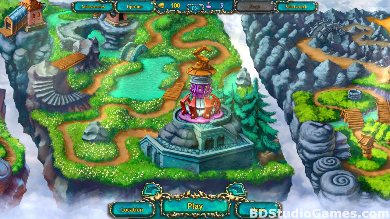 Dreamland Solitaire: Dark Prophecy Collector's Edition Free Download Screenshots 06