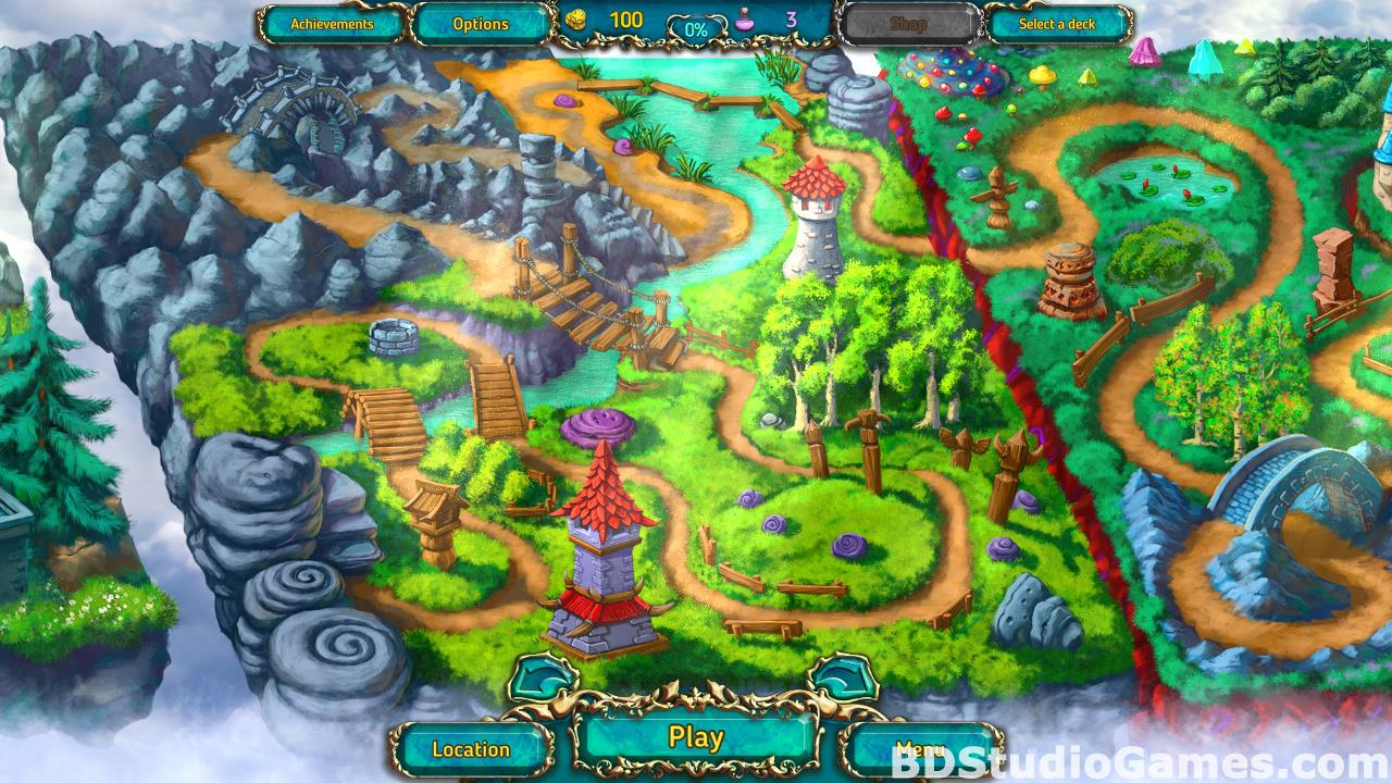 Dreamland Solitaire: Dark Prophecy Collector's Edition Free Download Screenshots 07