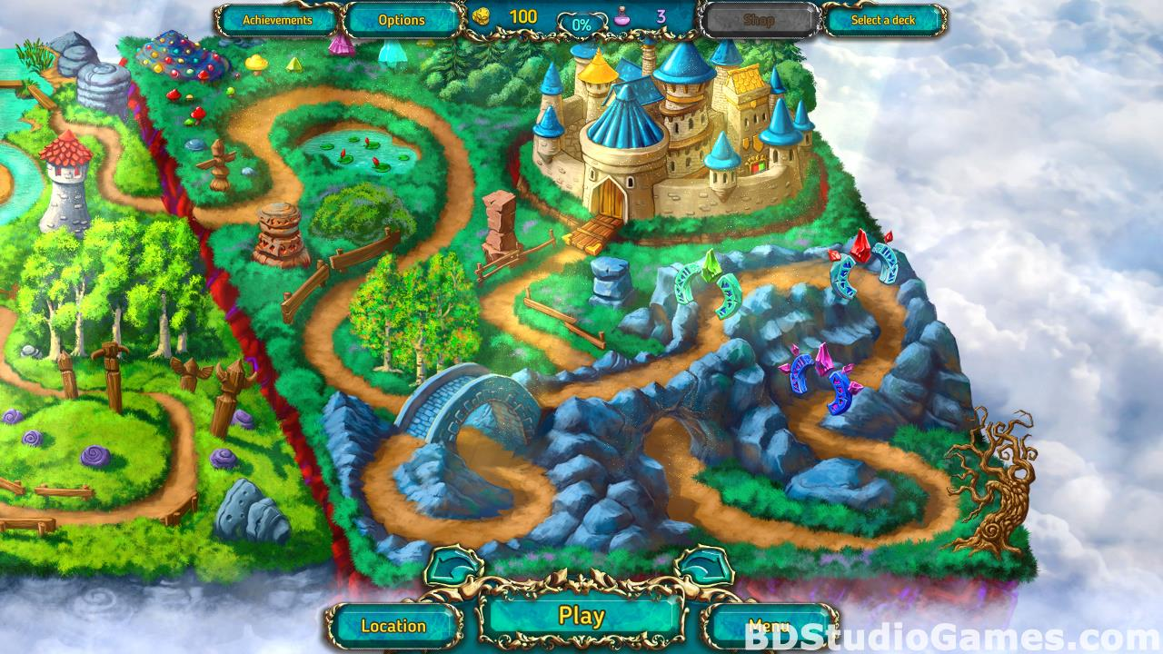 Dreamland Solitaire: Dark Prophecy Collector's Edition Free Download Screenshots 08