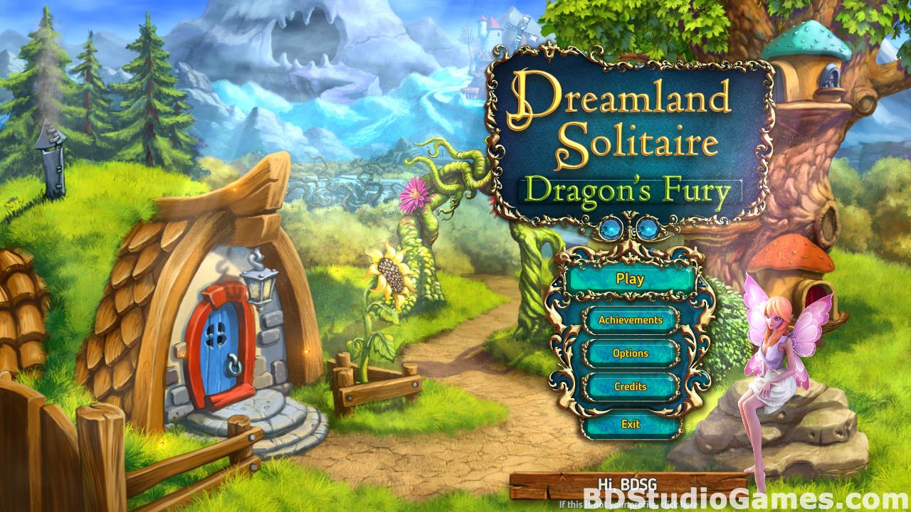 Dreamland Solitaire: Dragon's Fury Free Download Screenshots 01