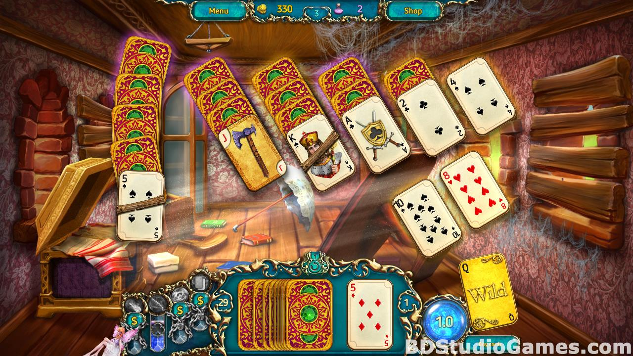 Dreamland Solitaire: Dragon's Fury Free Download Screenshots 10
