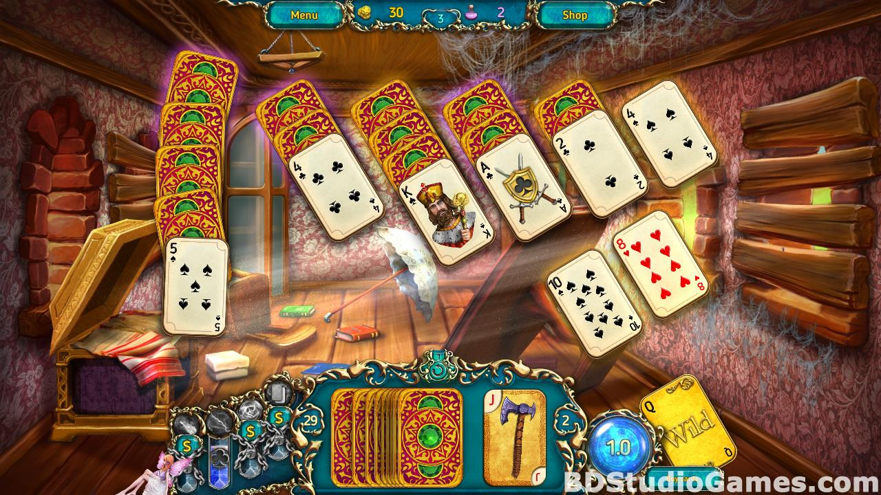 Dreamland Solitaire: Dragon's Fury Free Download Screenshots 11