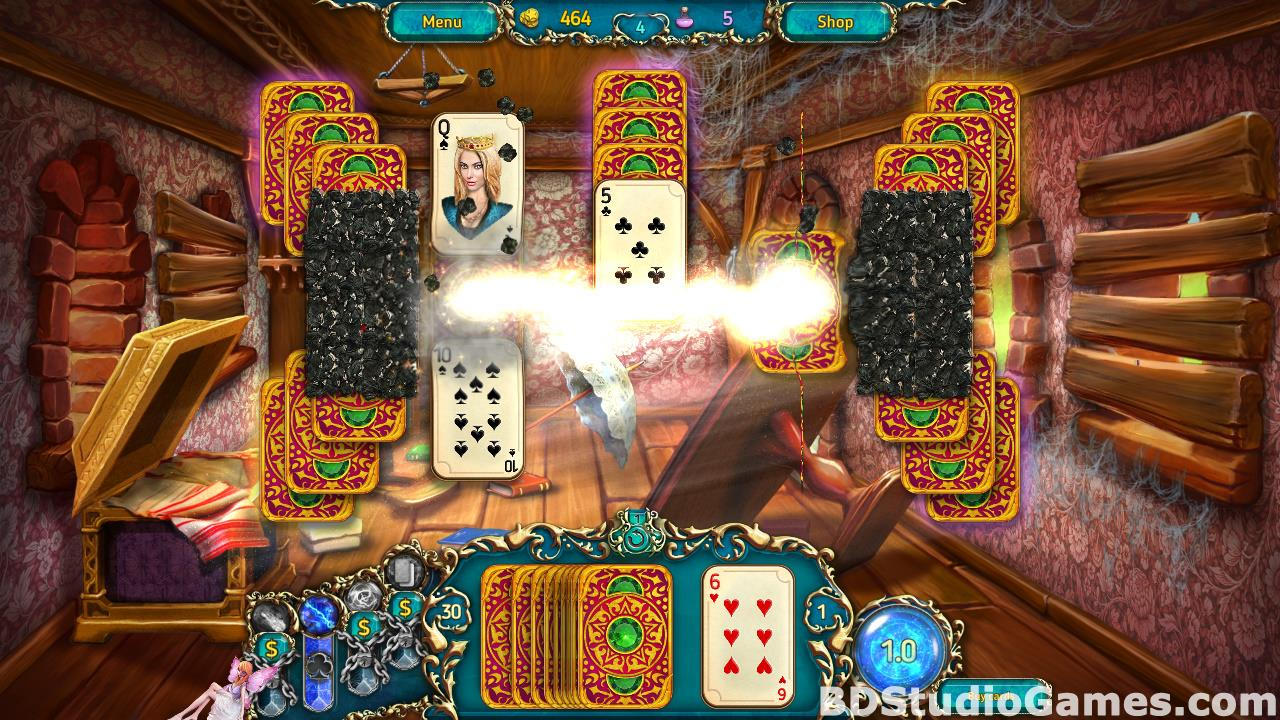 Dreamland Solitaire: Dragon's Fury Free Download Screenshots 12