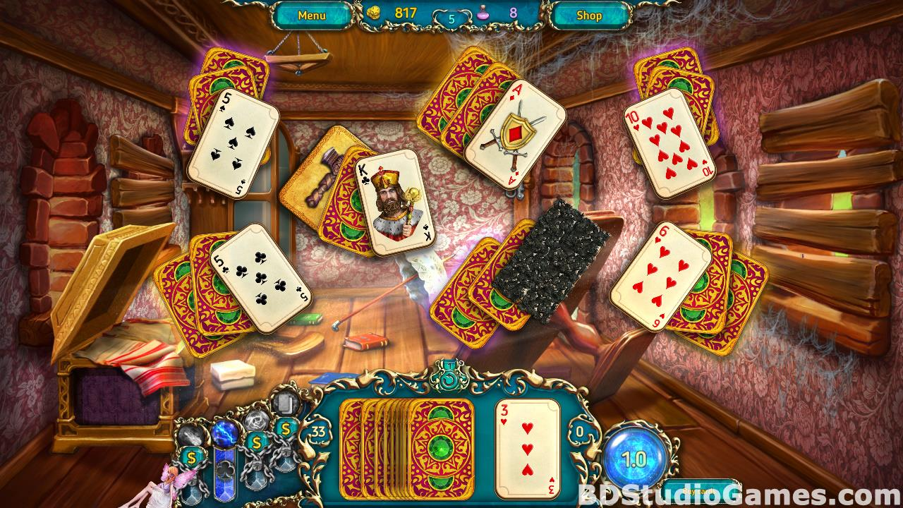 Dreamland Solitaire: Dragon's Fury Free Download Screenshots 13