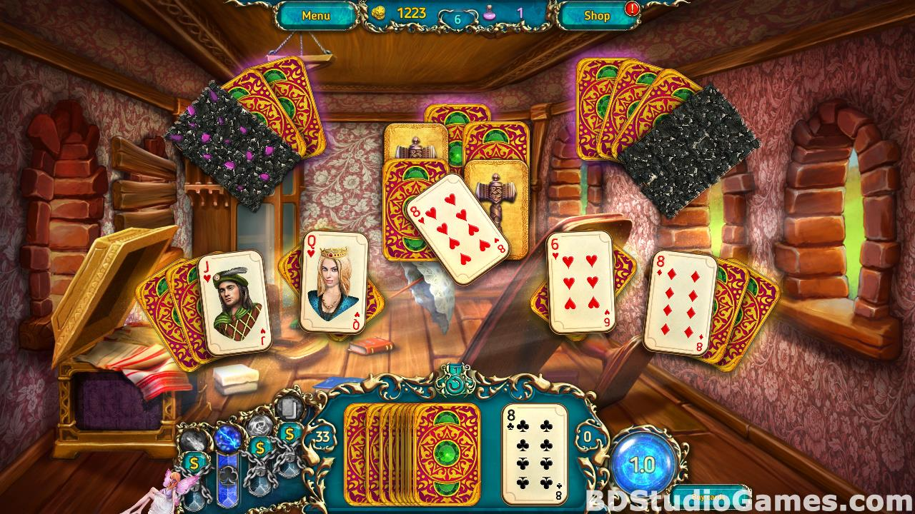 Dreamland Solitaire: Dragon's Fury Free Download Screenshots 15