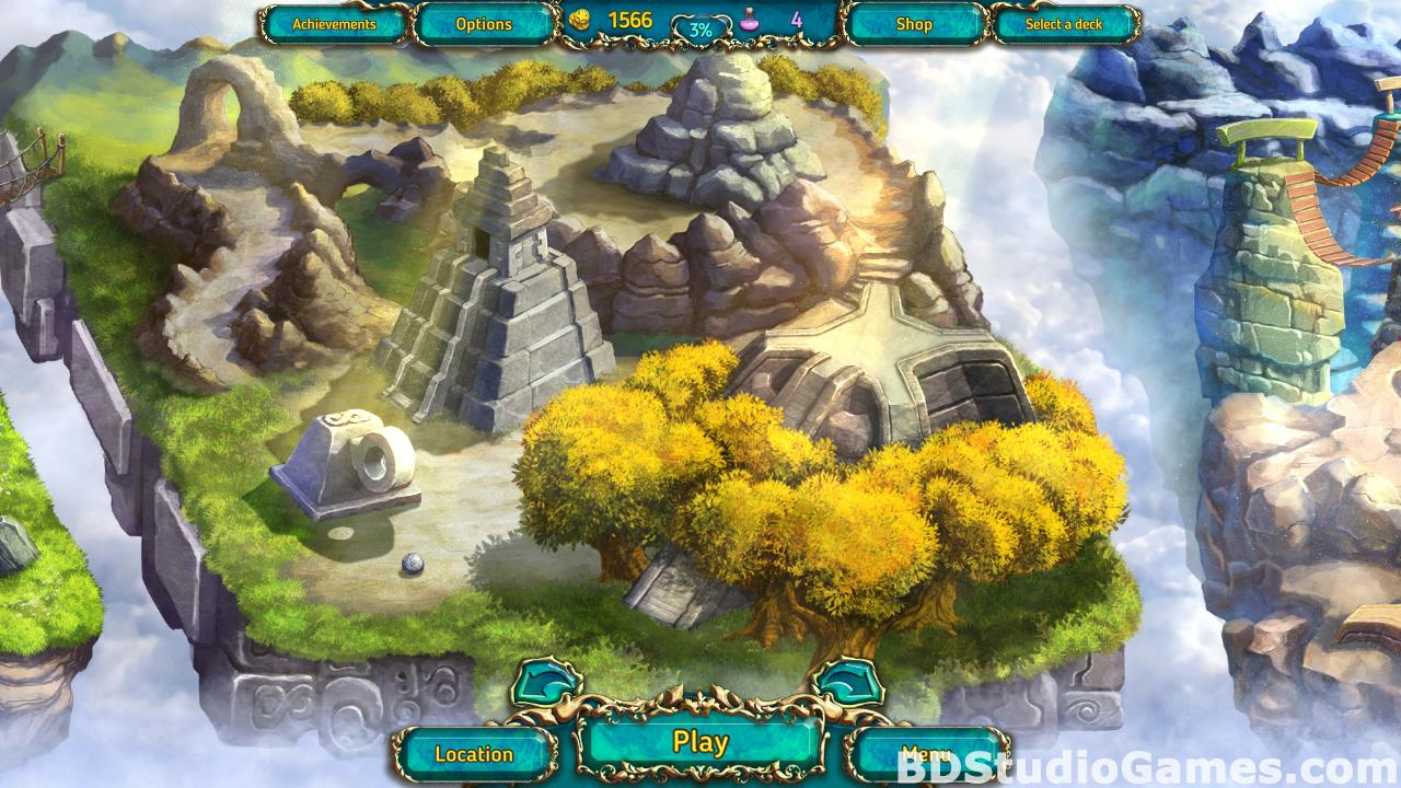 Dreamland Solitaire: Dragon's Fury Free Download Screenshots 16