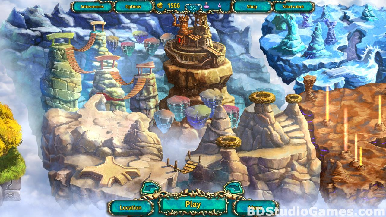 Dreamland Solitaire: Dragon's Fury Free Download Screenshots 17