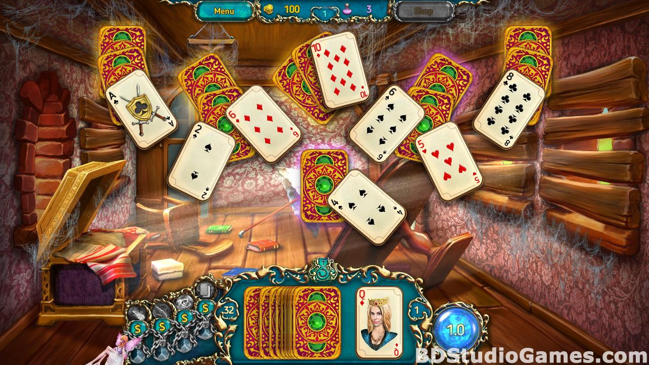 Dreamland Solitaire: Dragon's Fury Free Download Screenshots 05