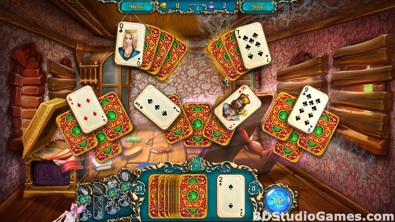 Dreamland Solitaire: Dragon's Fury Free Download Screenshots 07