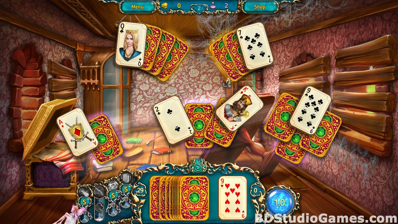 Dreamland Solitaire: Dragon's Fury Free Download Screenshots 08