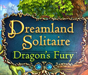 Dreamland Solitaire: Dragon's Fury Gameplay