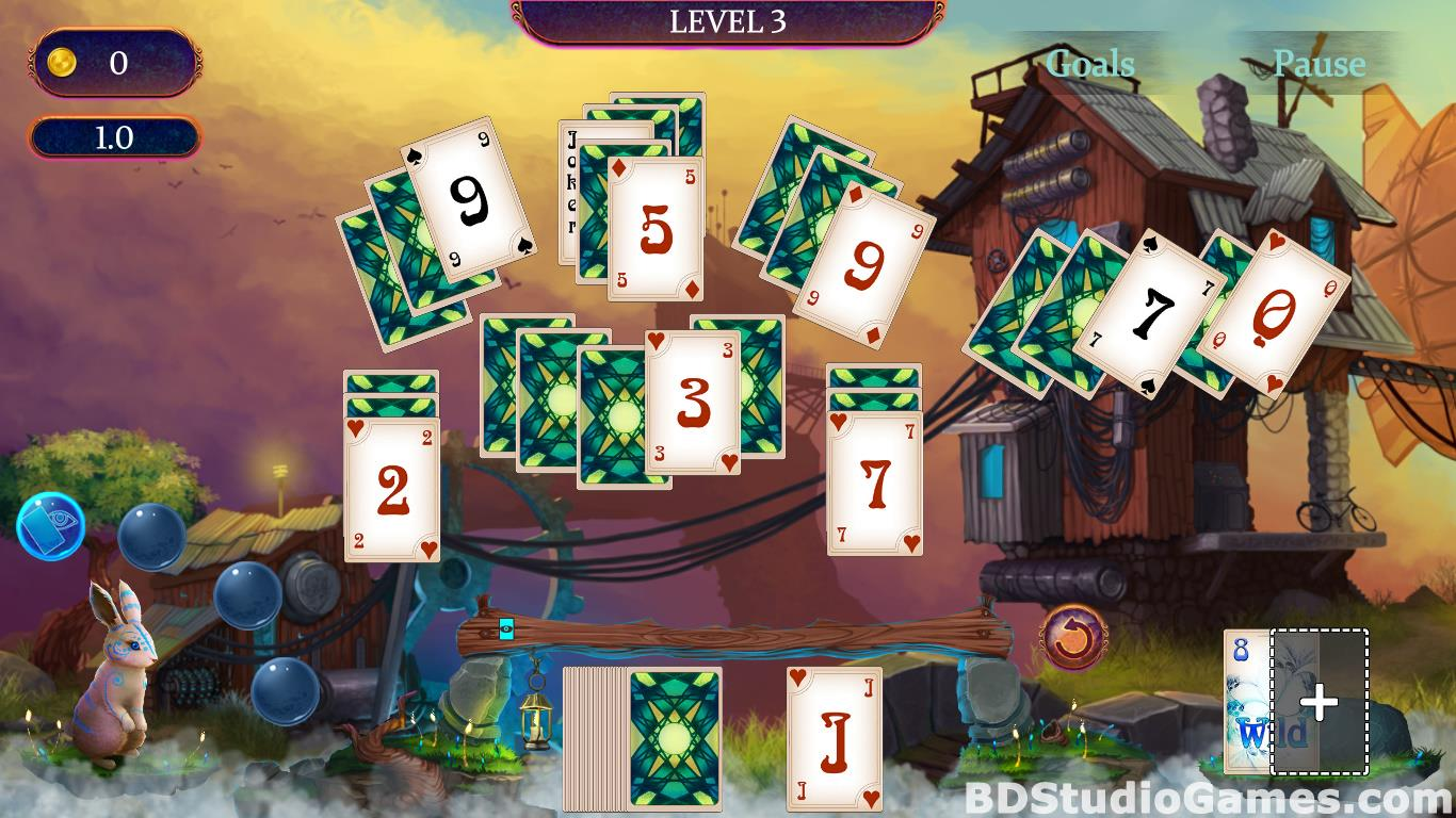 Dreams Keeper Solitaire Free Download Screenshots 15