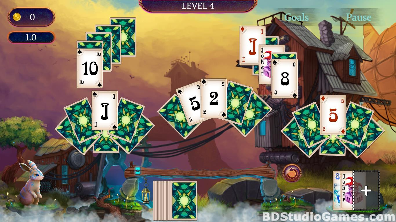 Dreams Keeper Solitaire Free Download Screenshots 16