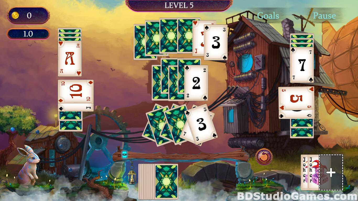 Dreams Keeper Solitaire Free Download Screenshots 17