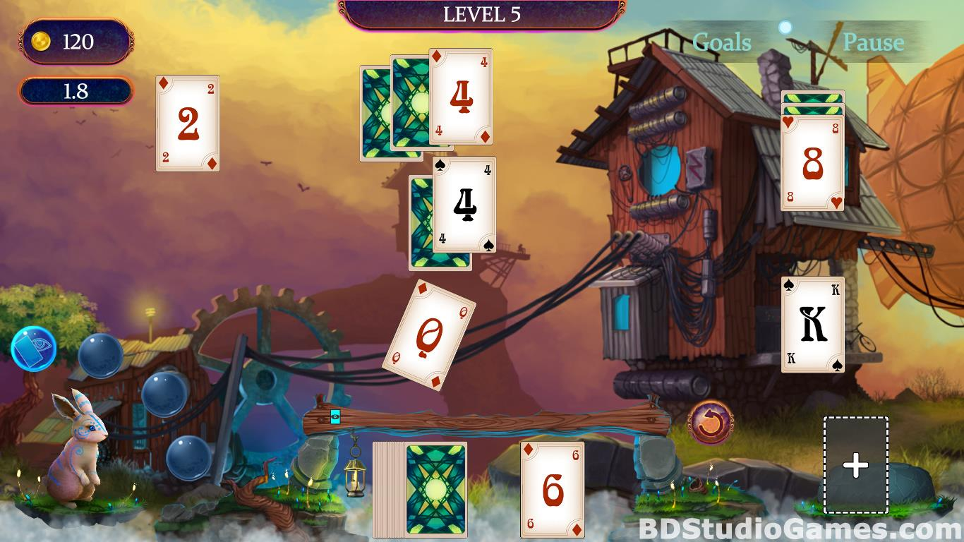 Dreams Keeper Solitaire Free Download Screenshots 18