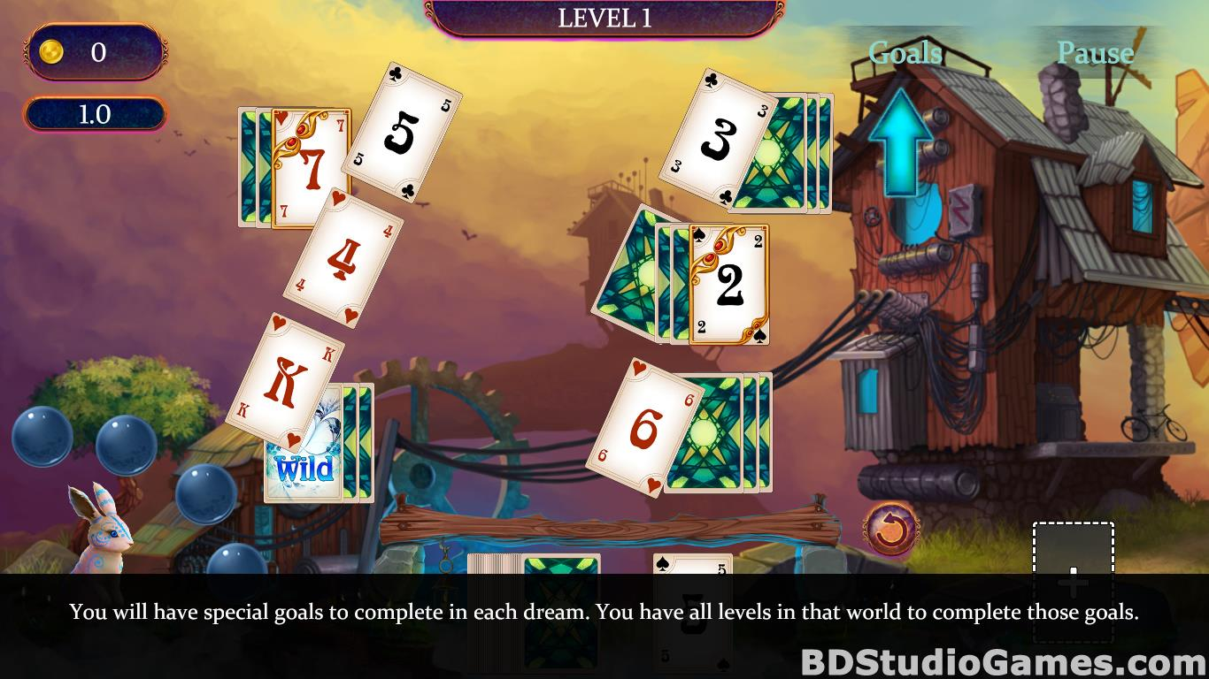 Dreams Keeper Solitaire Free Download Screenshots 07