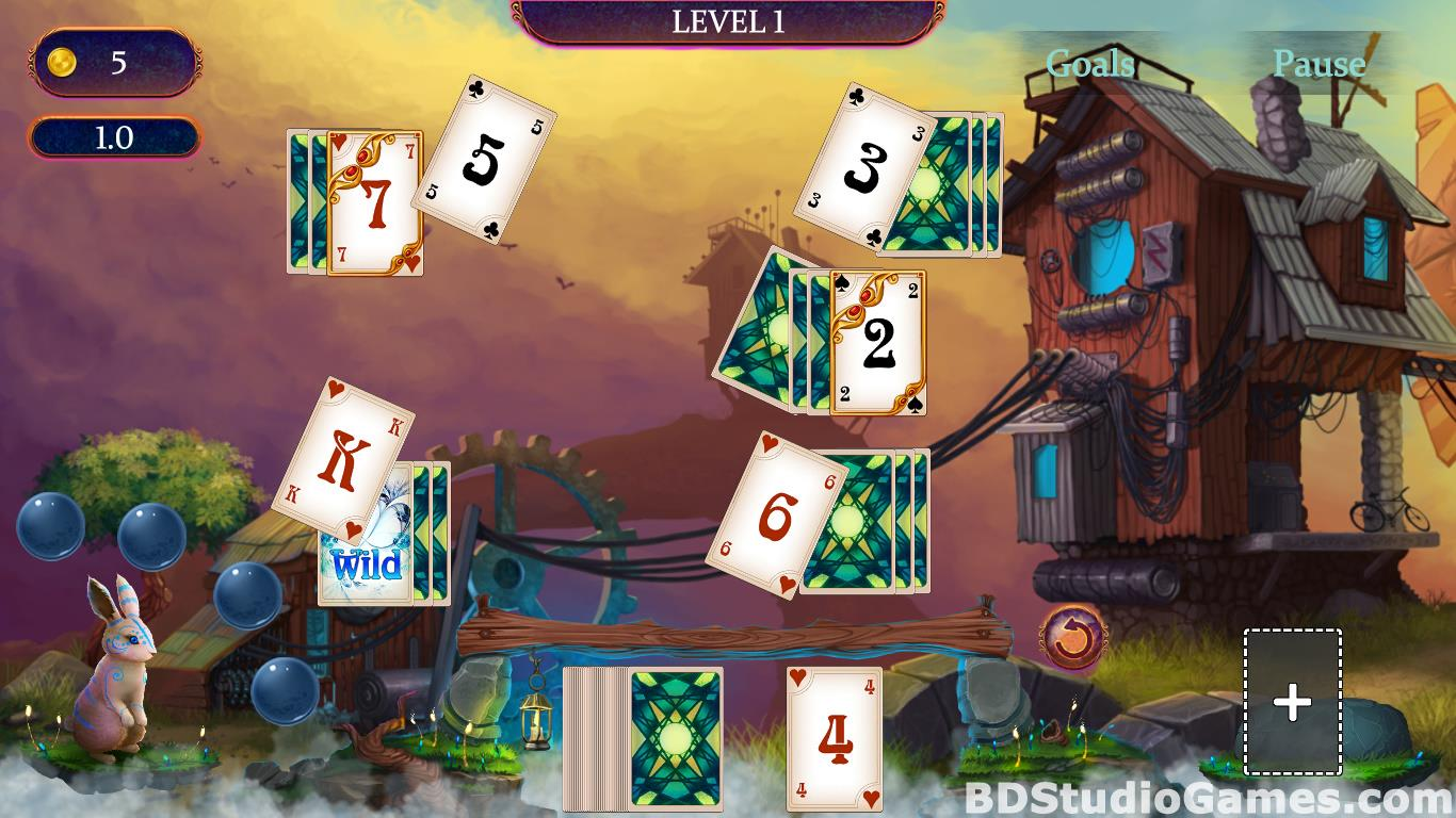 Dreams Keeper Solitaire Free Download Screenshots 08