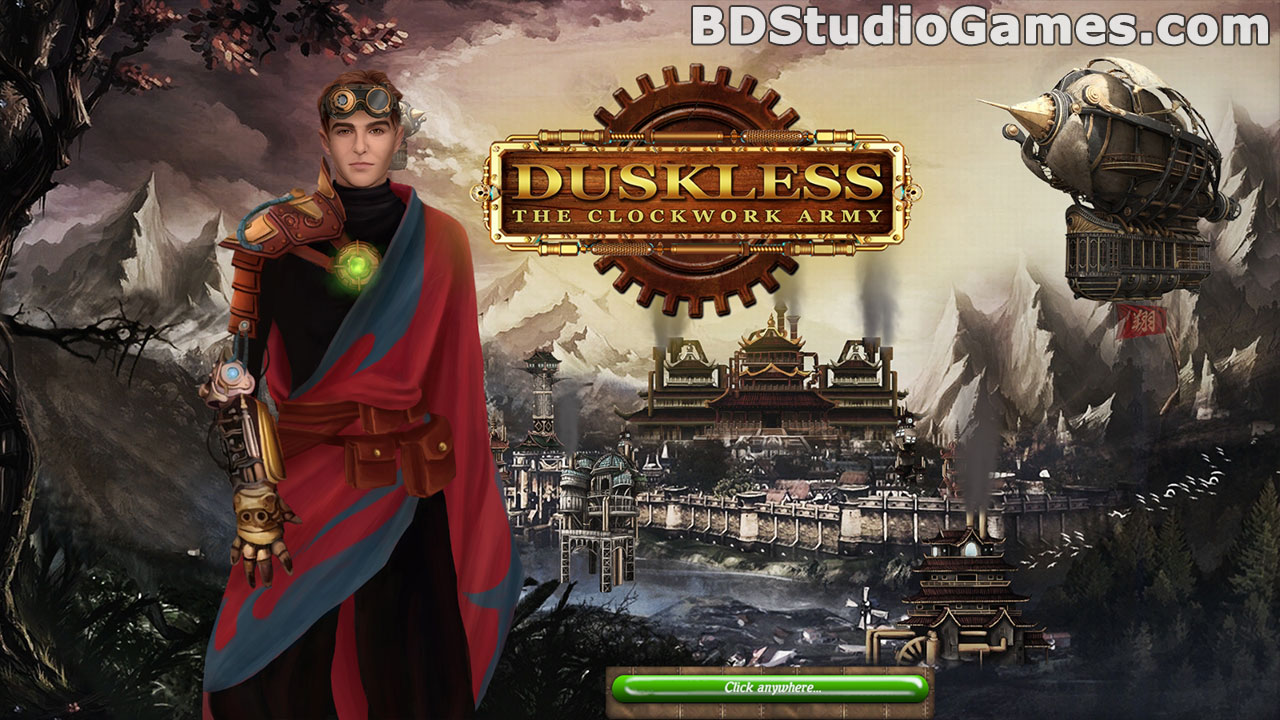 Duskless: The Clockwork Army Free Download Screenshots 1
