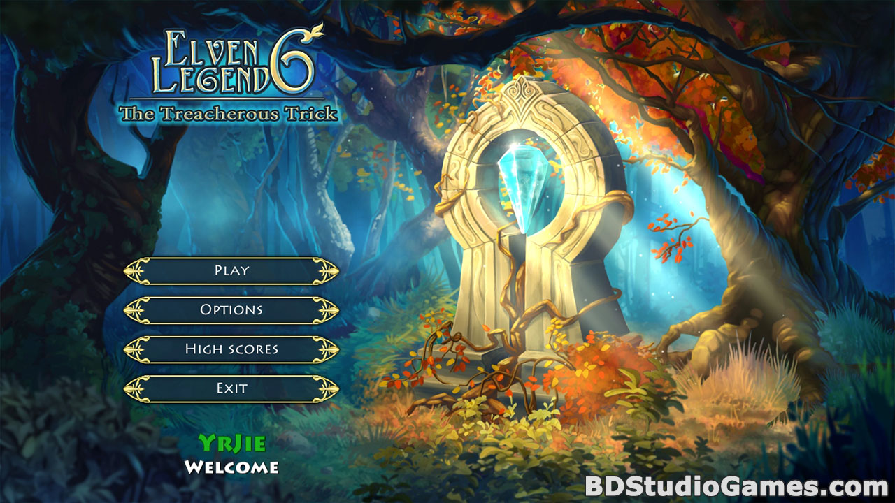Elven Legend 6: The Treacherous Trick Collector's Edition Free Download Screenshots 1