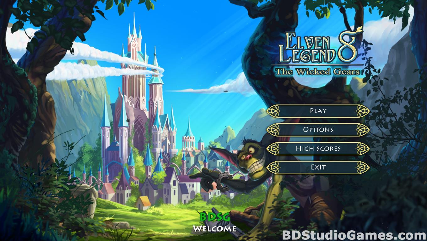 Elven Legend 8: The Wicked Gears Collector's Edition Free Download Screenshots 01