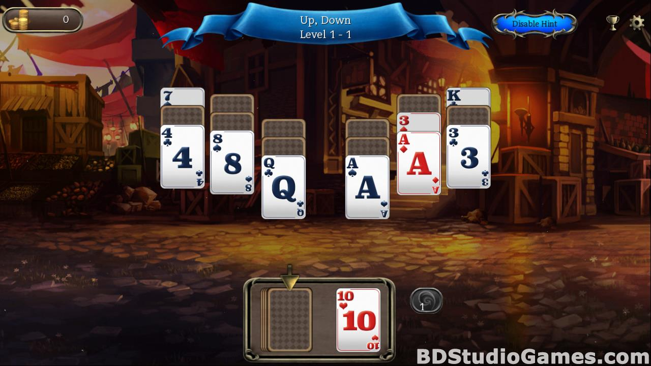 Ember Knight Solitaire Free Download Screenshots 11