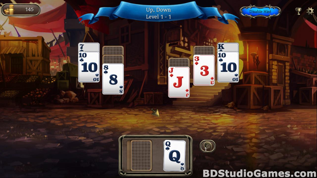 Ember Knight Solitaire Free Download Screenshots 12