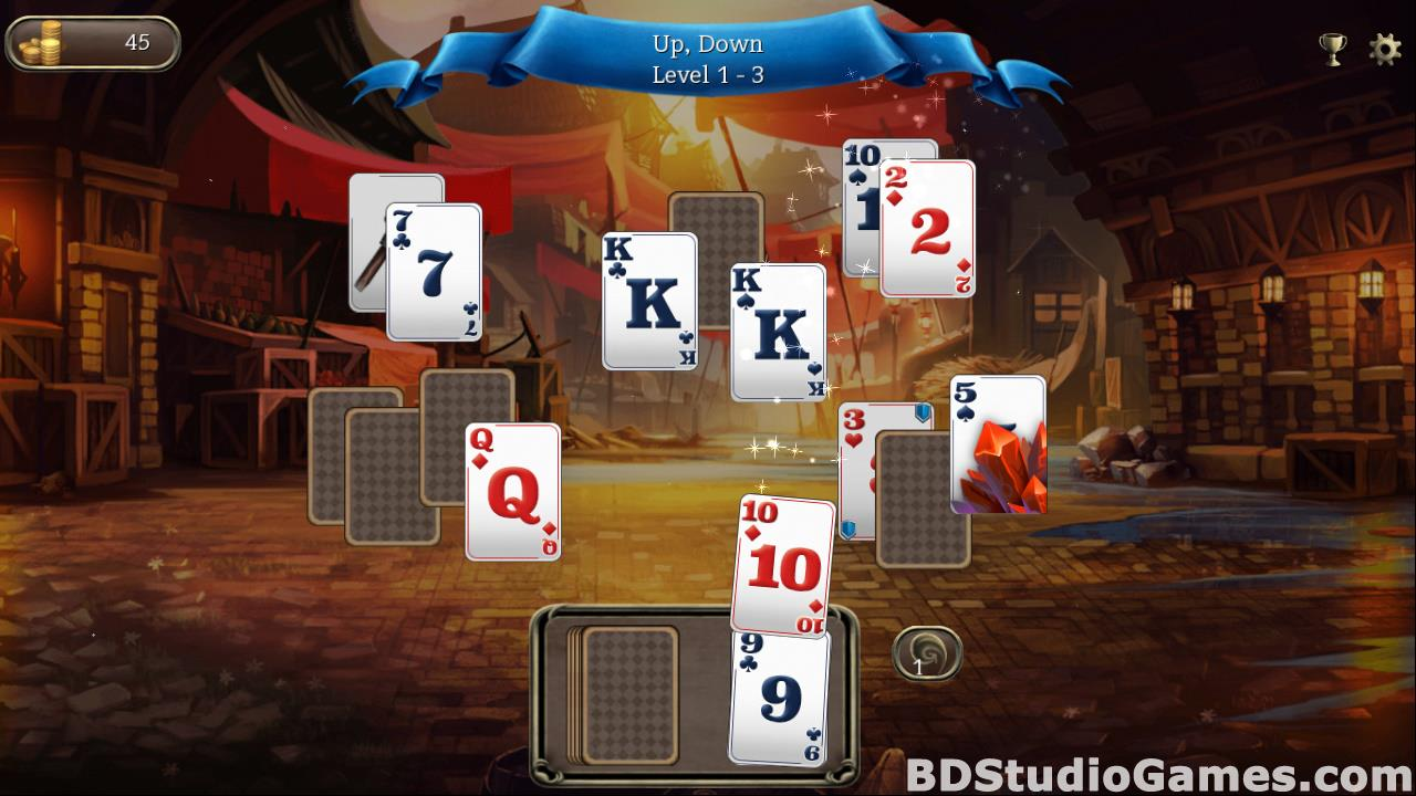 Ember Knight Solitaire Free Download Screenshots 15