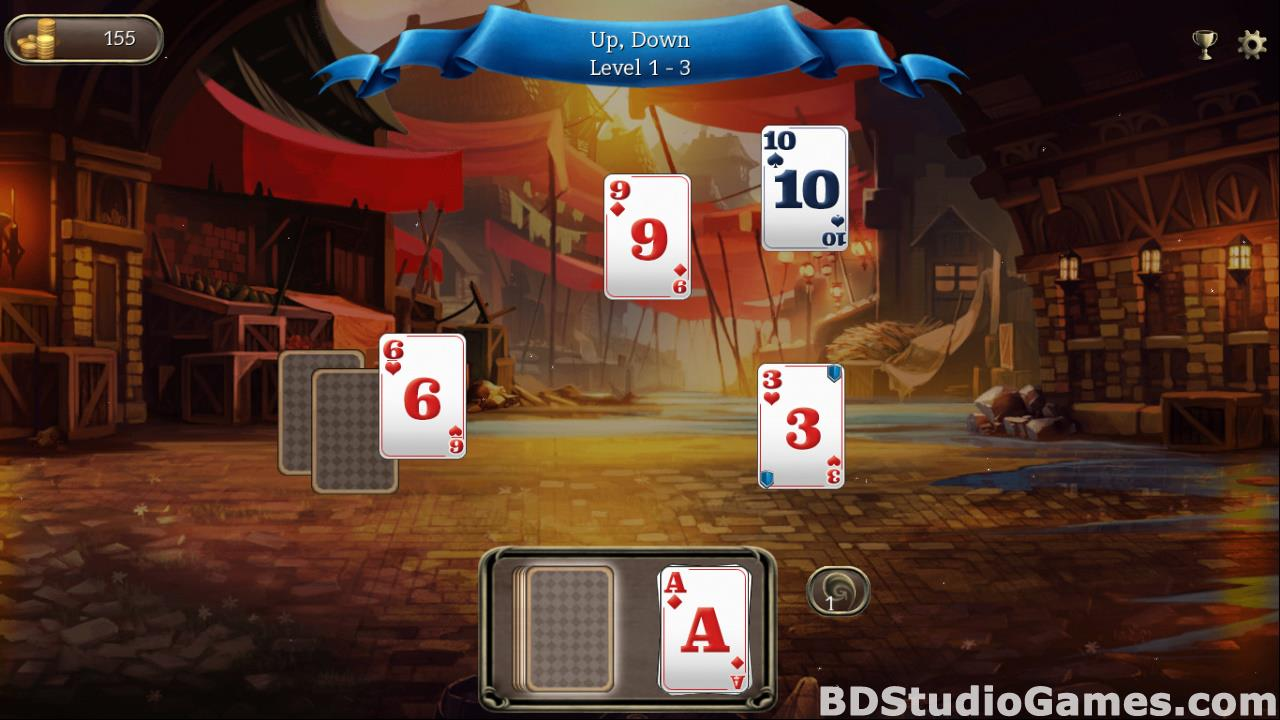 Ember Knight Solitaire Free Download Screenshots 16