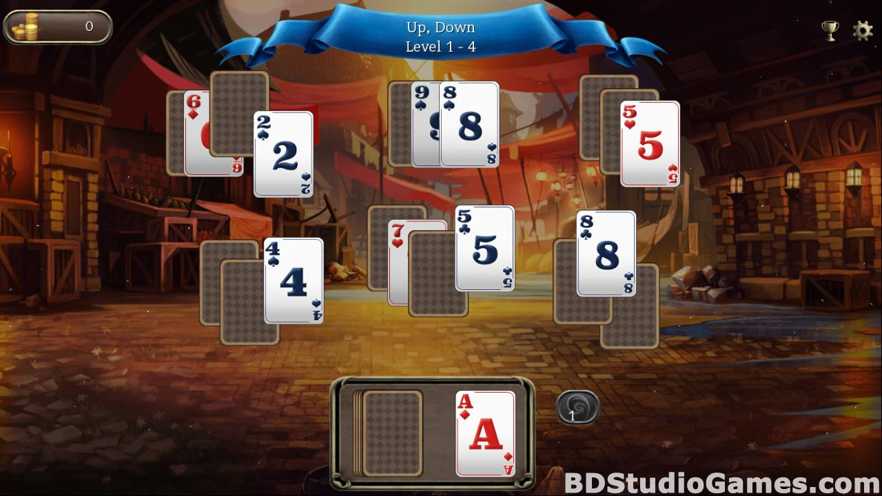 Ember Knight Solitaire Free Download Screenshots 18