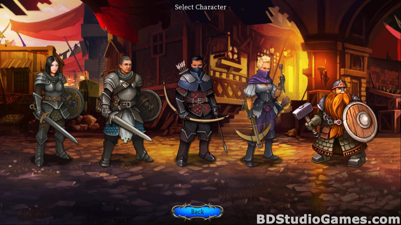 Ember Knight Solitaire Free Download Screenshots 06
