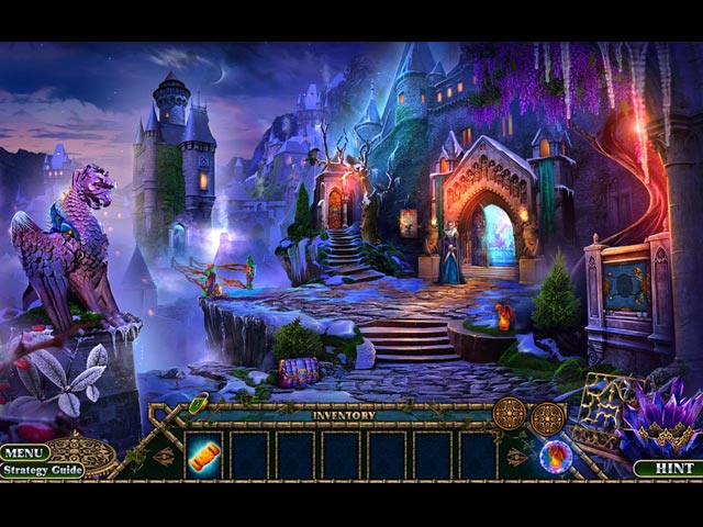 Enchanted Kingdom: Fiend of Darkness Collector's Edition Free Download Screenshots 1