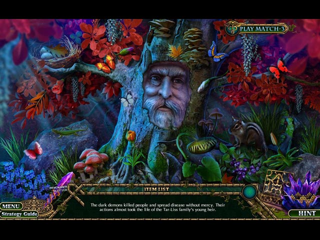 Enchanted Kingdom: Fiend of Darkness Collector's Edition Free Download Screenshots 2