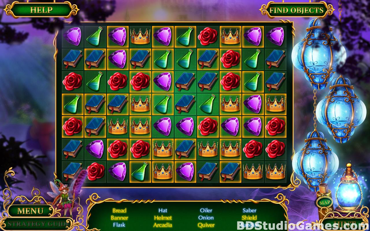 Enchanted Kingdom: Master of Riddles Collector's Edition Free Download Screenshots 11