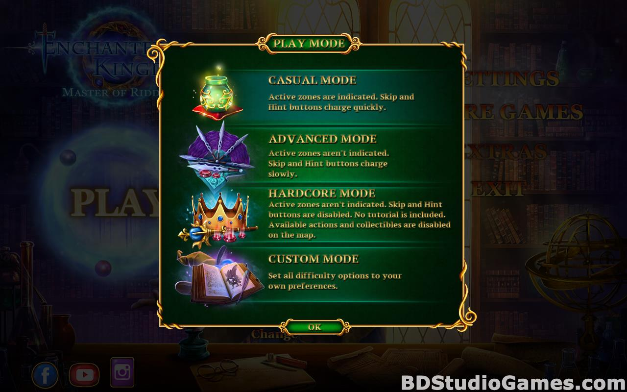 Enchanted Kingdom: Master of Riddles Collector's Edition Free Download Screenshots 03