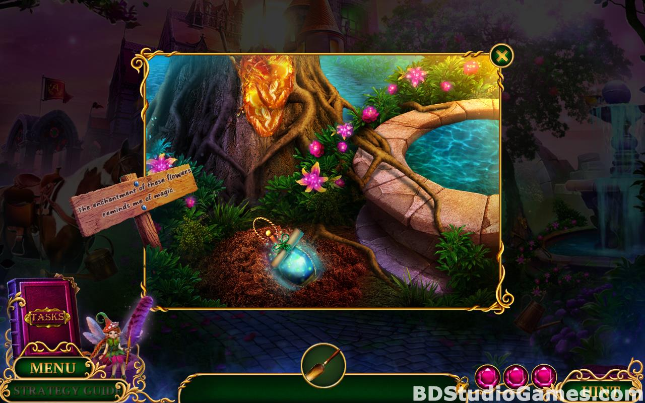 Enchanted Kingdom: Master of Riddles Collector's Edition Free Download Screenshots 07