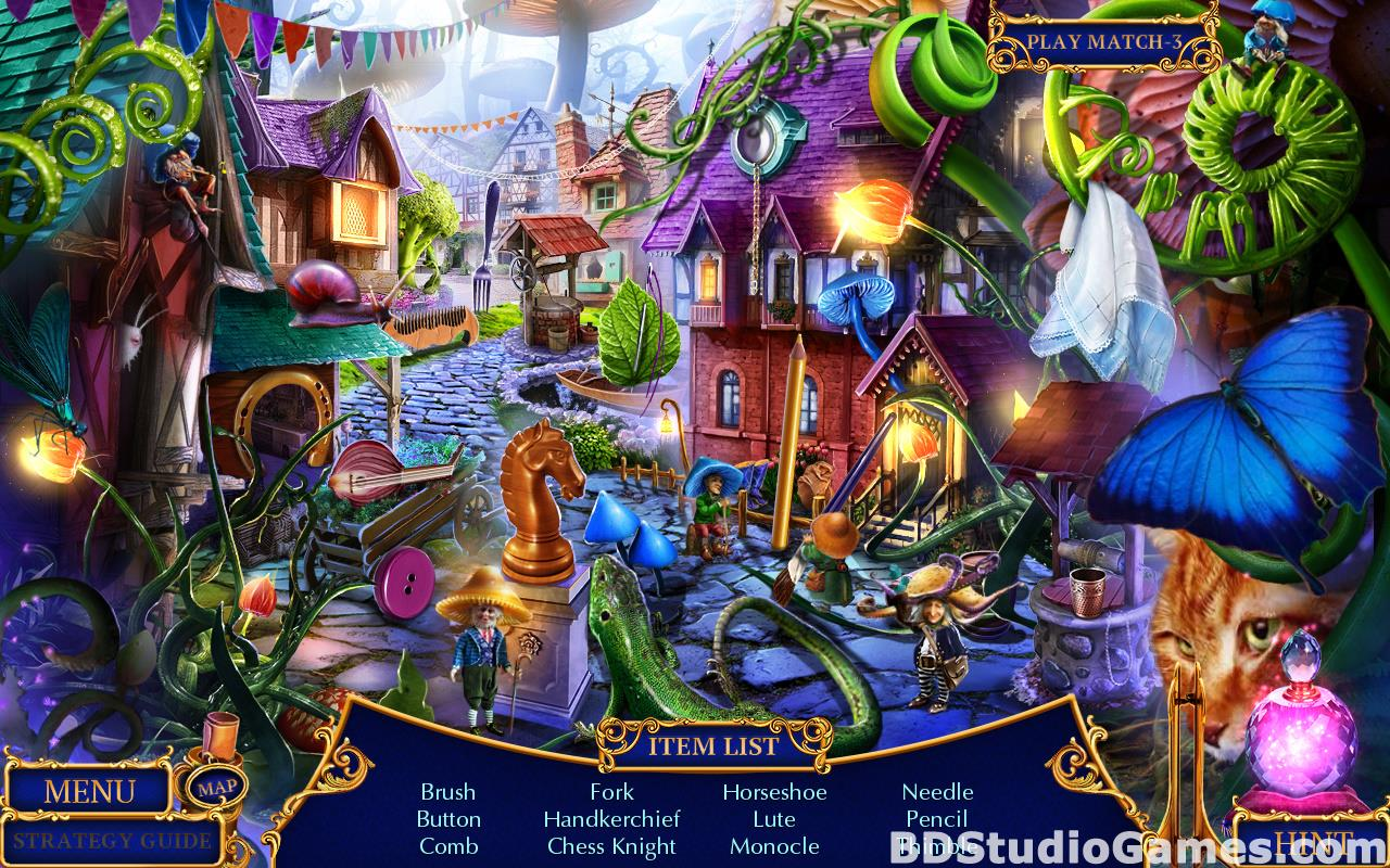 Enchanted Kingdom: The Secret of the Silver Lamp Collector's Edition Free Download Screenshots 12