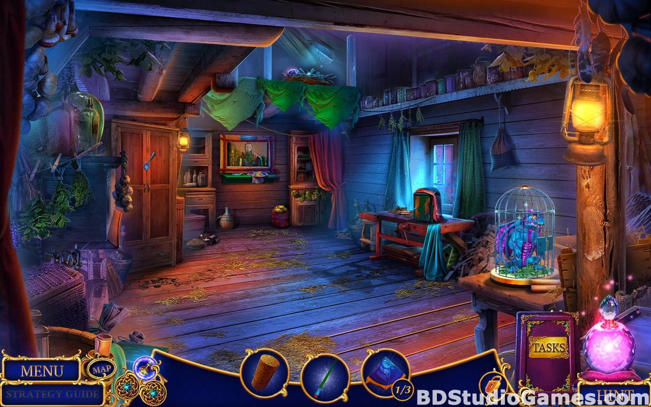 Enchanted Kingdom: The Secret of the Silver Lamp Collector's Edition Free Download Screenshots 16