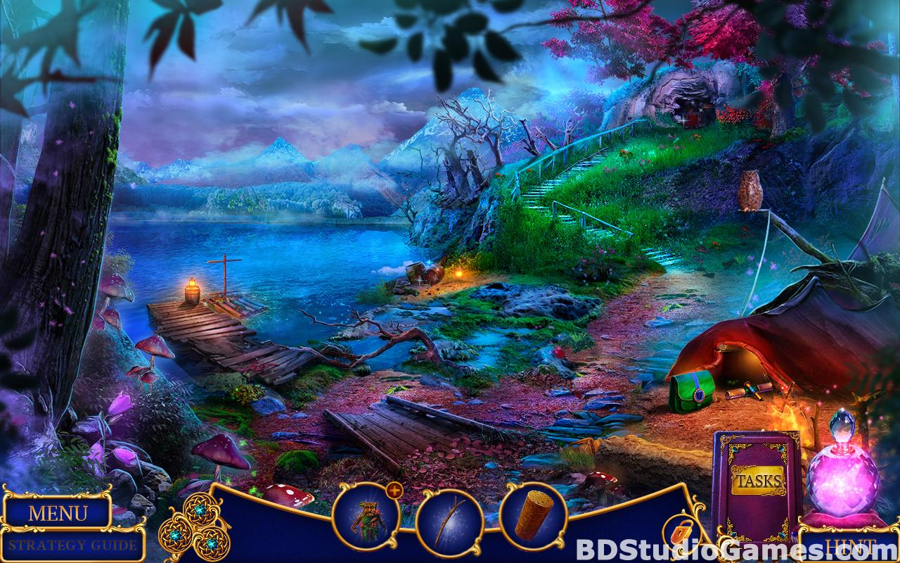 Enchanted Kingdom: The Secret of the Silver Lamp Collector's Edition Free Download Screenshots 09