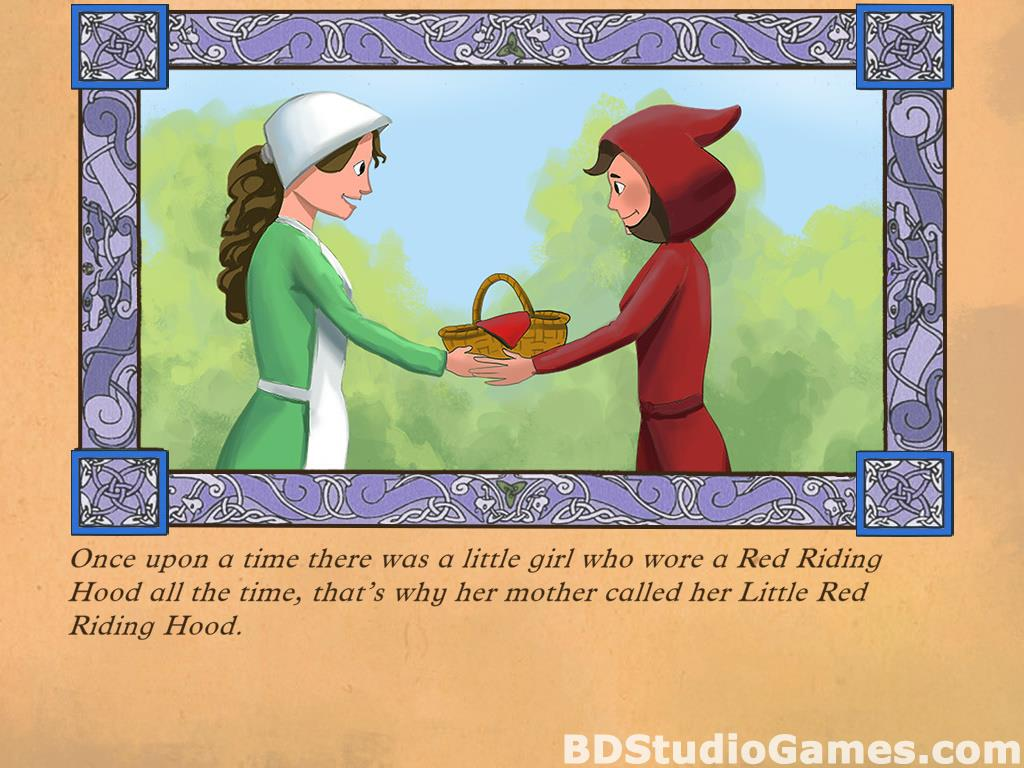 Fables Mosaic: Little Red Riding Hood Free Download Screenshots 05