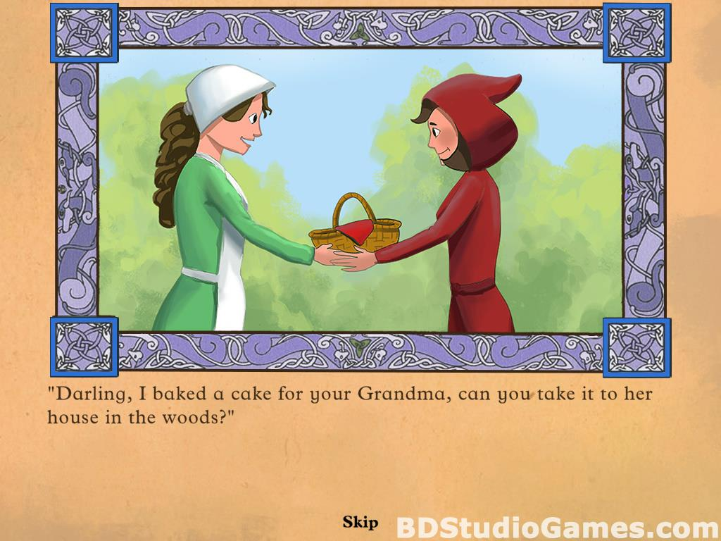 Fables Mosaic: Little Red Riding Hood Free Download Screenshots 06