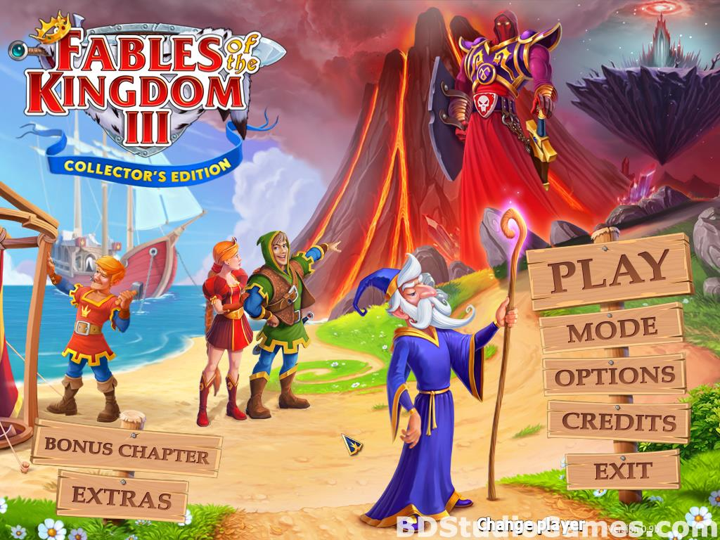 Fables of the Kingdom III Collector's Edition Free Download Screenshots 01