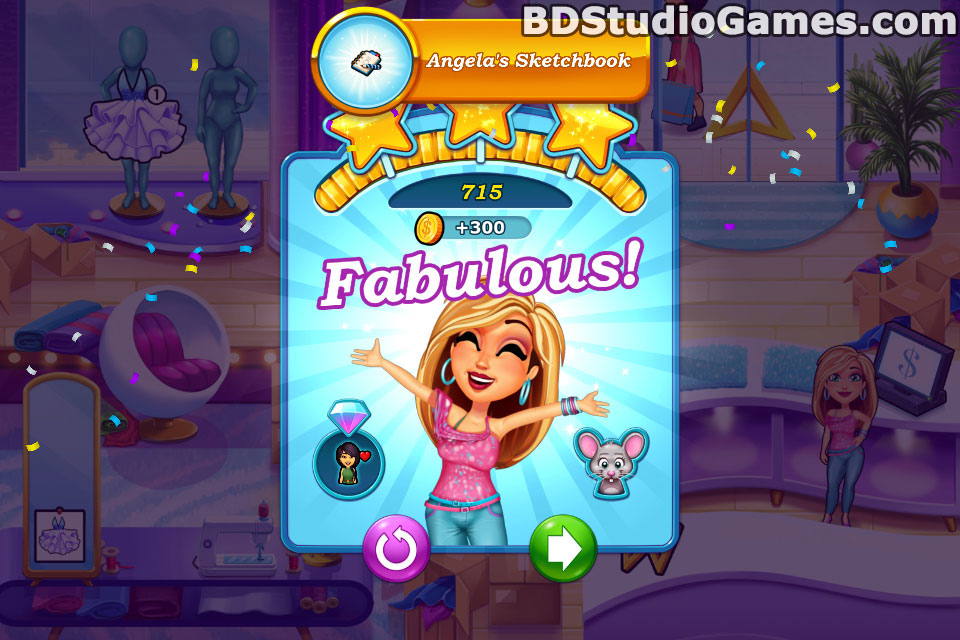 Fabulous: Angela's True Colors Collector's Edition Screenshots 7
