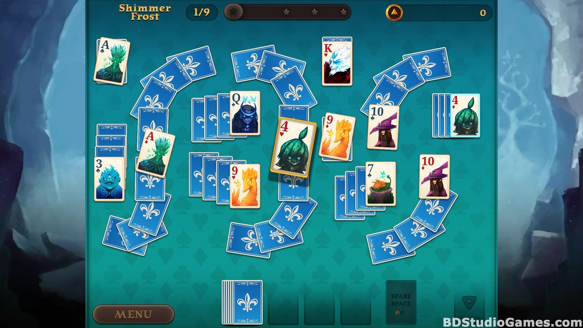 Faerie Solitaire Harvest Free Download Screenshots 01