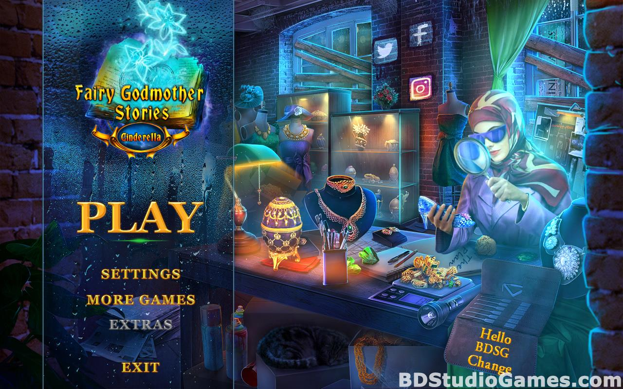 Fairy Godmother Stories: Cinderella Collector's Edition Free Download Screenshots 02