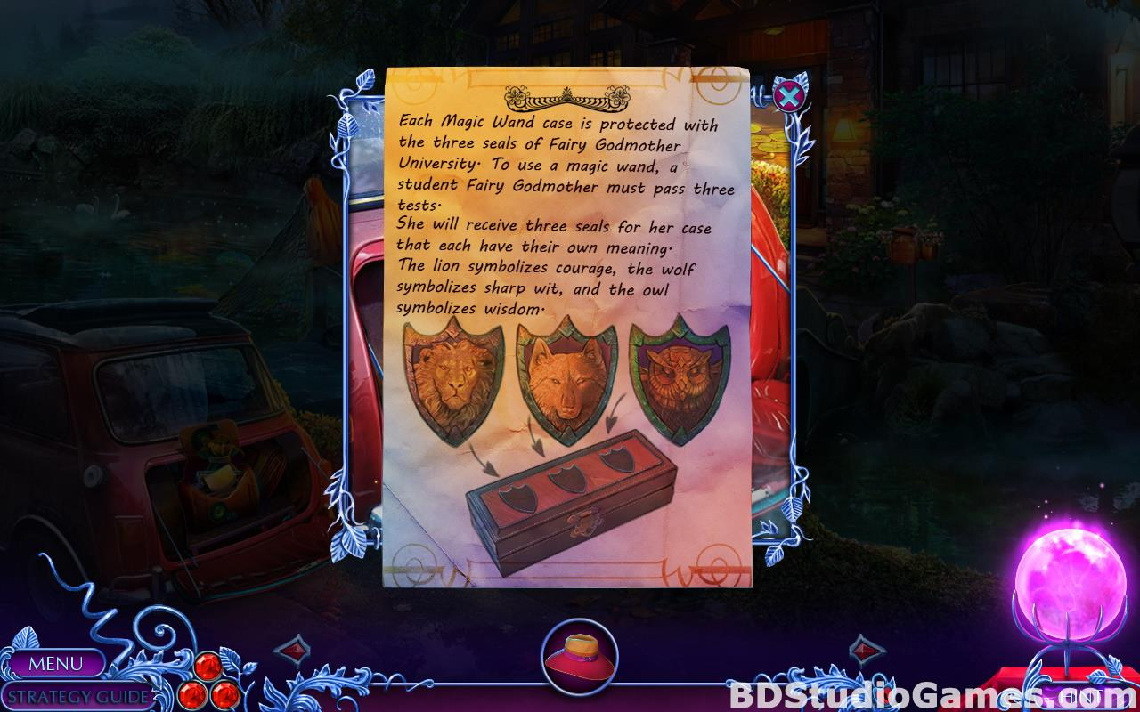 Fairy Godmother Stories: Little Red Riding Hood Free Download Screenshots 10