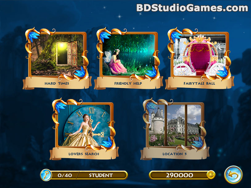Fairytale Mosaics: Cinderella Free Download Screenshots 1