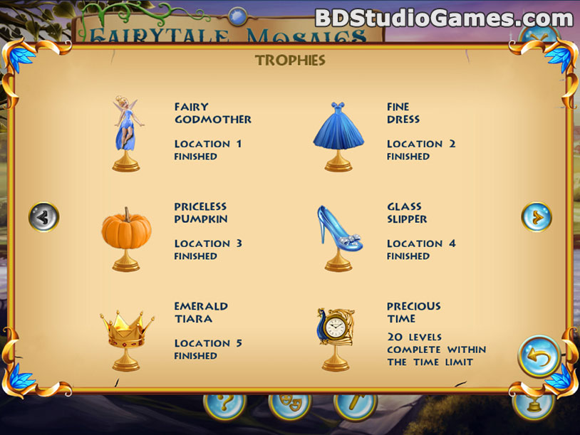 Fairytale Mosaics: Cinderella Free Download Screenshots 2